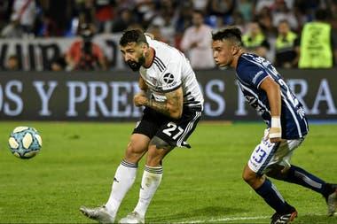 Pratto lleva 390 días sin poder convertir: su último festejo fue el 30 de mayo de 2019 ante Athletico Paranaense por la Recopa