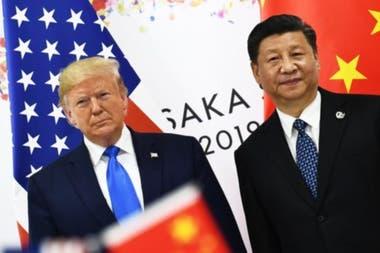 La pandemia de covid-19 ha incrementado las tensiones entre EE.UU. y China