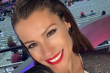 Pampita Ardohain le desea suerte en su nueva etapa de casado a Pico Mónaco