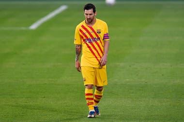 Messi marcó dos veces en la reciente victoria por 3-1 frente a Girona.