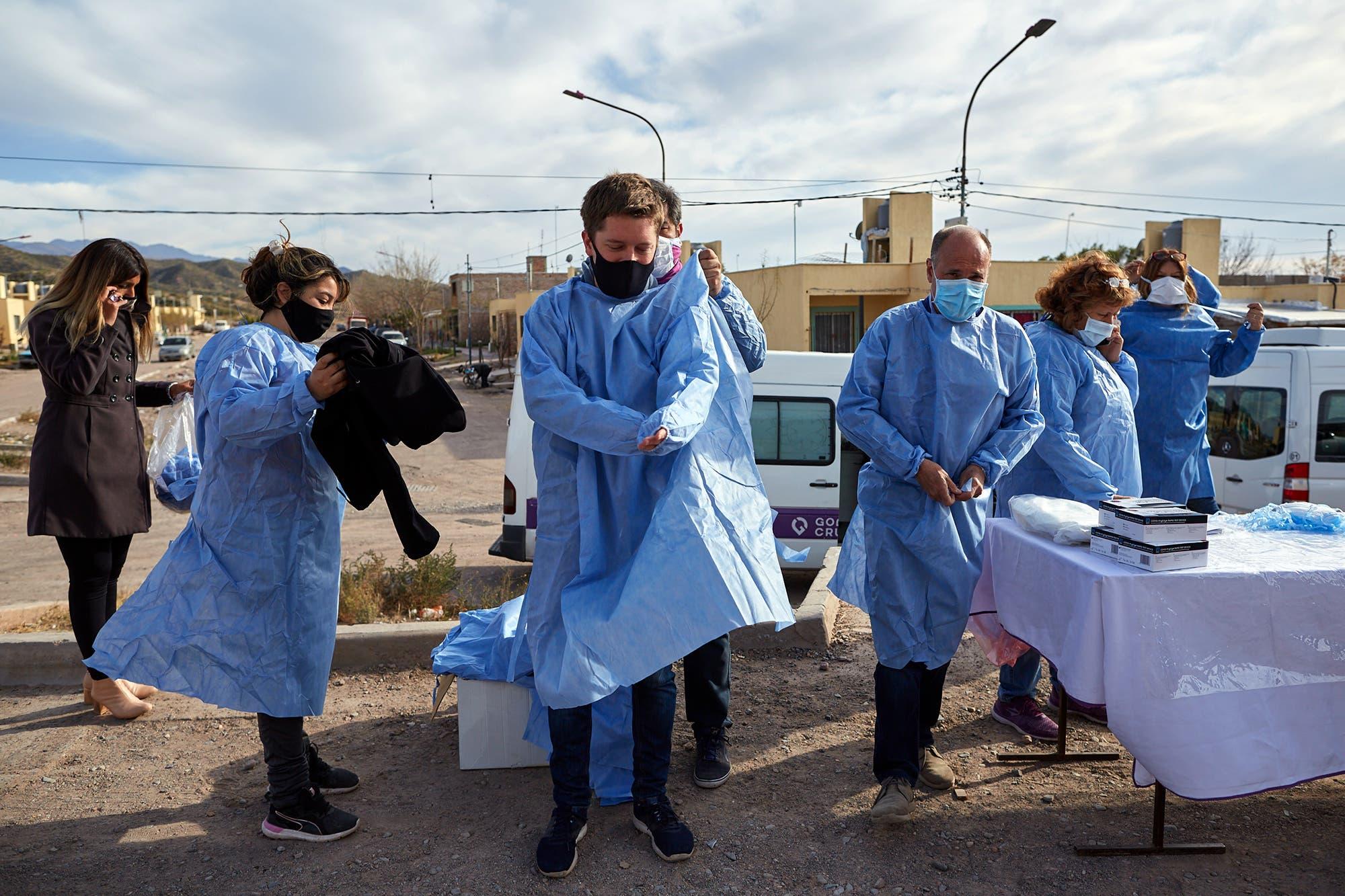 Coronavirus en la Argentina: reportaron 283 muertos y el total de fallecidos es de 37.714