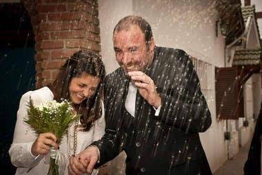 En 2012, Tim conoció a su esposa en Buenos Aires, en una historia digna de novela. Después de tres semanas le propuso matrimonio, 11 meses después se casaron.