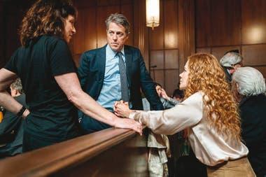 Los protagonistas de The Undoing, junto con Susanne Bier, la directora de esta nueva creación de David E. Kelley (Big Little Lies)