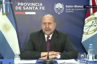 El gobernador de la provincia de Santa Fe, Omar Perotti celebró el lanzamiento de la nueva planta de biogás en Venado Tuerto