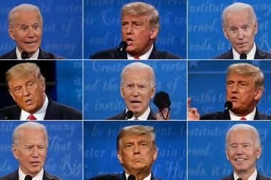 Un 43% de los partidarios de Biden no aceptarían una victoria del mandatario republicano, mientras que un 41% de quienes quieren reelegir a Trump no aceptarían una victoria del exvicepresidente demócrata