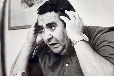 José María Muñoz, un relator símbolo de radio Rivadavia
