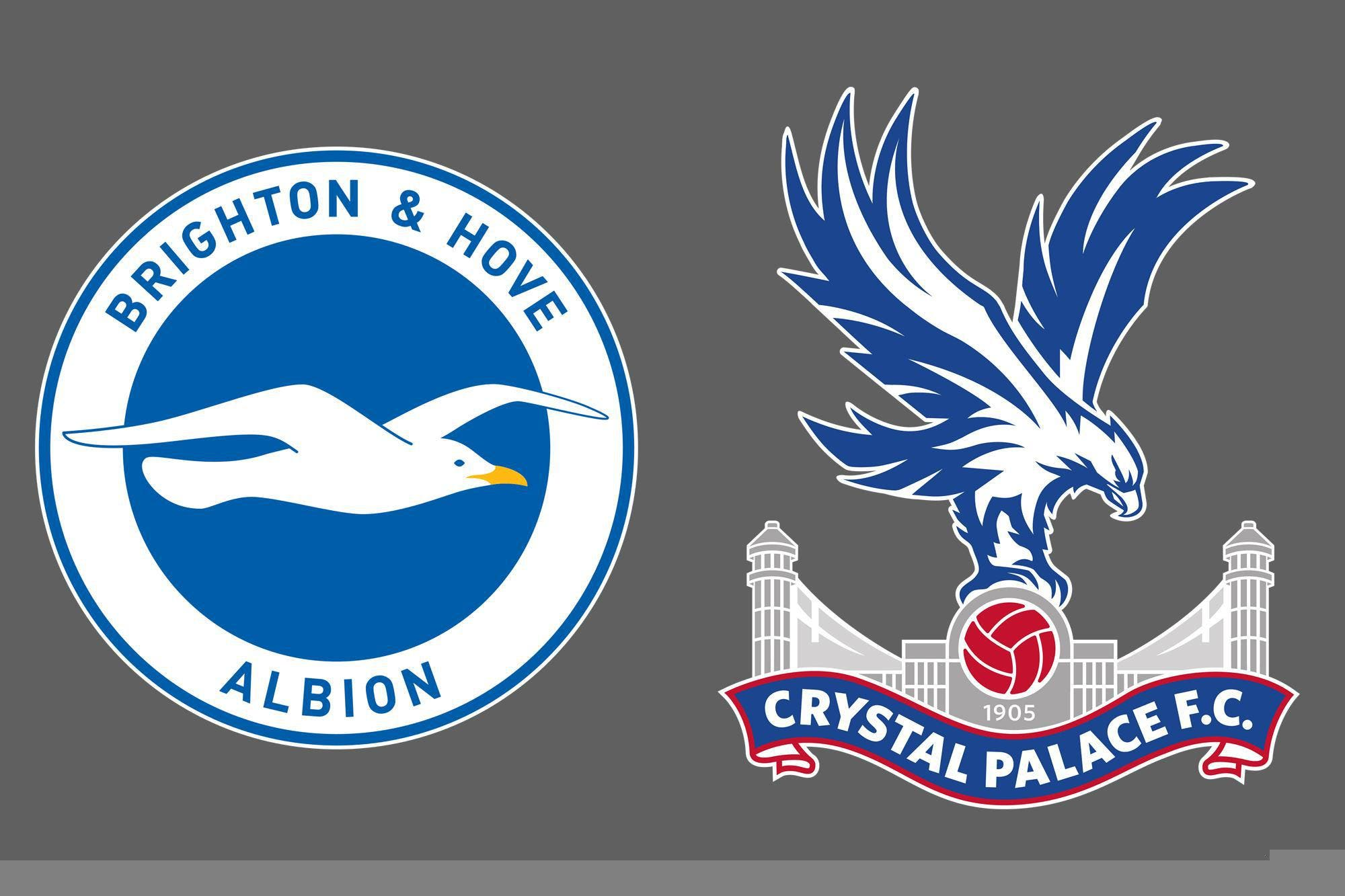 Premier League de Inglaterra: Crystal Palace venció por 2-1 a Brighton como visitante