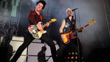 Foto: Facebook Green Day