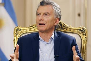 Macri tiene una intensa agenda internacional esta semana