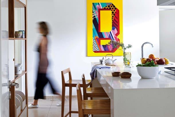 la pieza de stroomer diderotart fue un autorregalo del dueo de casa - Revistas De Diseo De Interiores