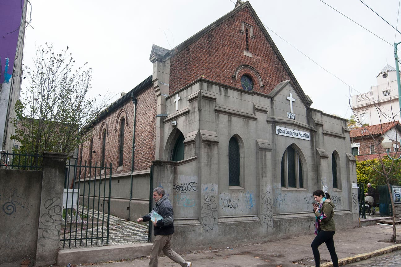 Iglesia Metodista Argentina