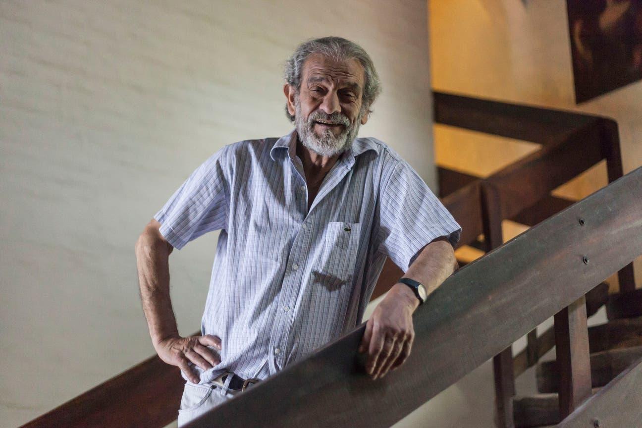 Mario Sabato (Archivo)