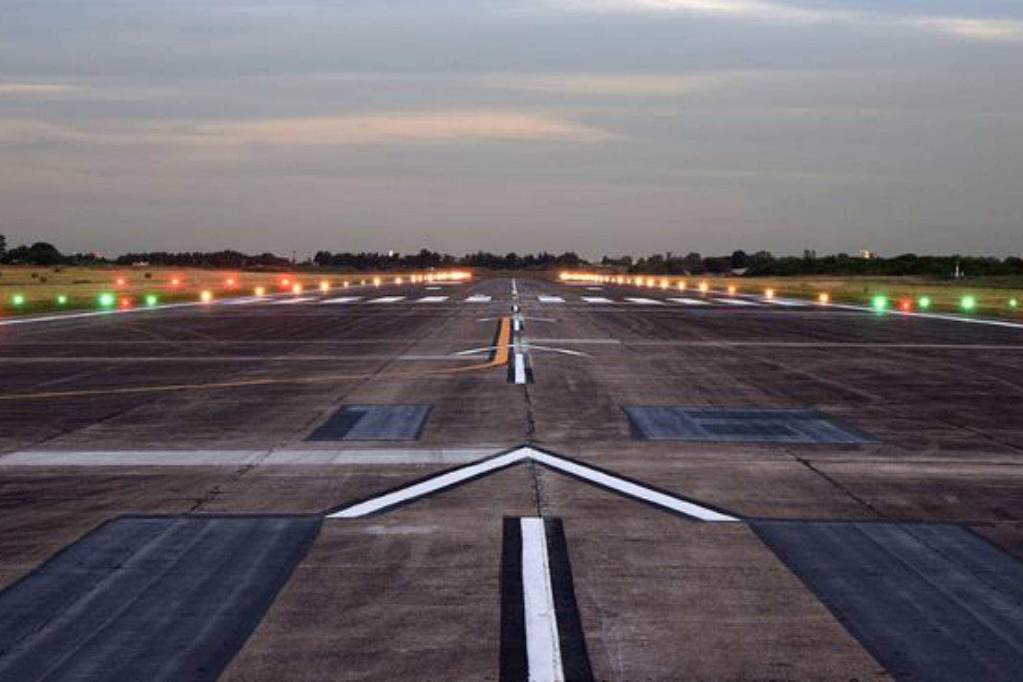 El Palomar: renovaron la tecnología en el aeropuerto para evitar cancelaciones