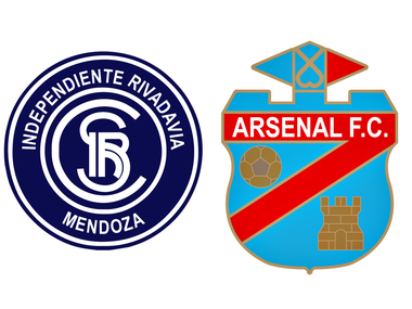 Independiente Rivadavia-Arsenal de Sarandí