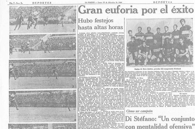 Fútbol-ficción: el día en que River aplaudió una vuelta olímpica de Boca en el Monumental