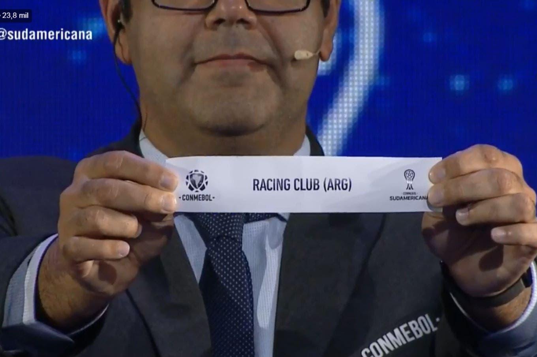 EN VIVO: mirá los sorteos de la Copa Libertadores y la Copa Sudamericana 2019