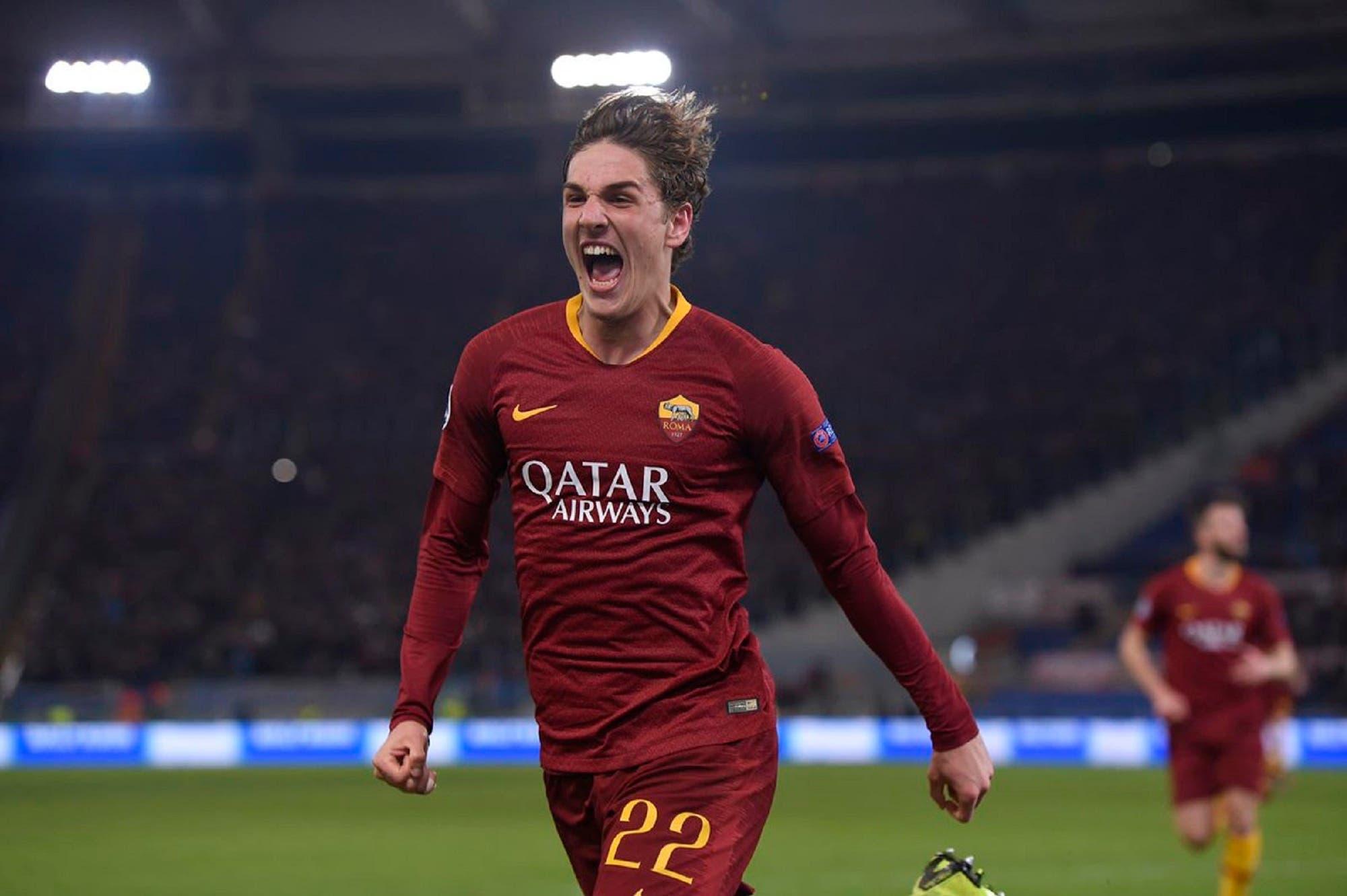 """Rápido y talentoso: el """"nuevo Pastore"""" de 19 años que fue vital en la victoria de Roma"""