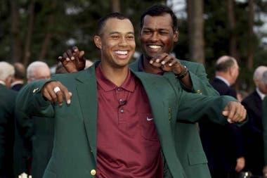 Woods campeón del Masters de Augusta de 2001