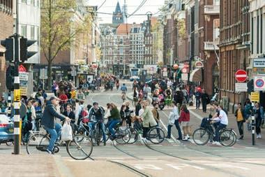 Las bicicletas, solo una de las múltiples opciones para moverse