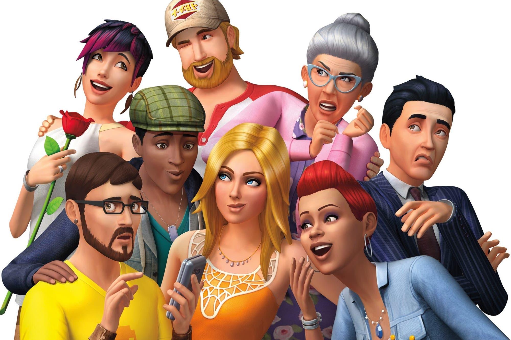 Gracias por estos 20 años, Los Sims