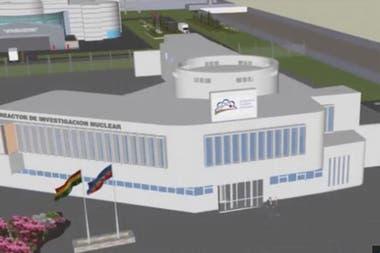 Este es el modelo de reactor nuclear que Evo Morales quiere instalar en Bolivia.