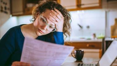 El estrés es otro factor de peso.