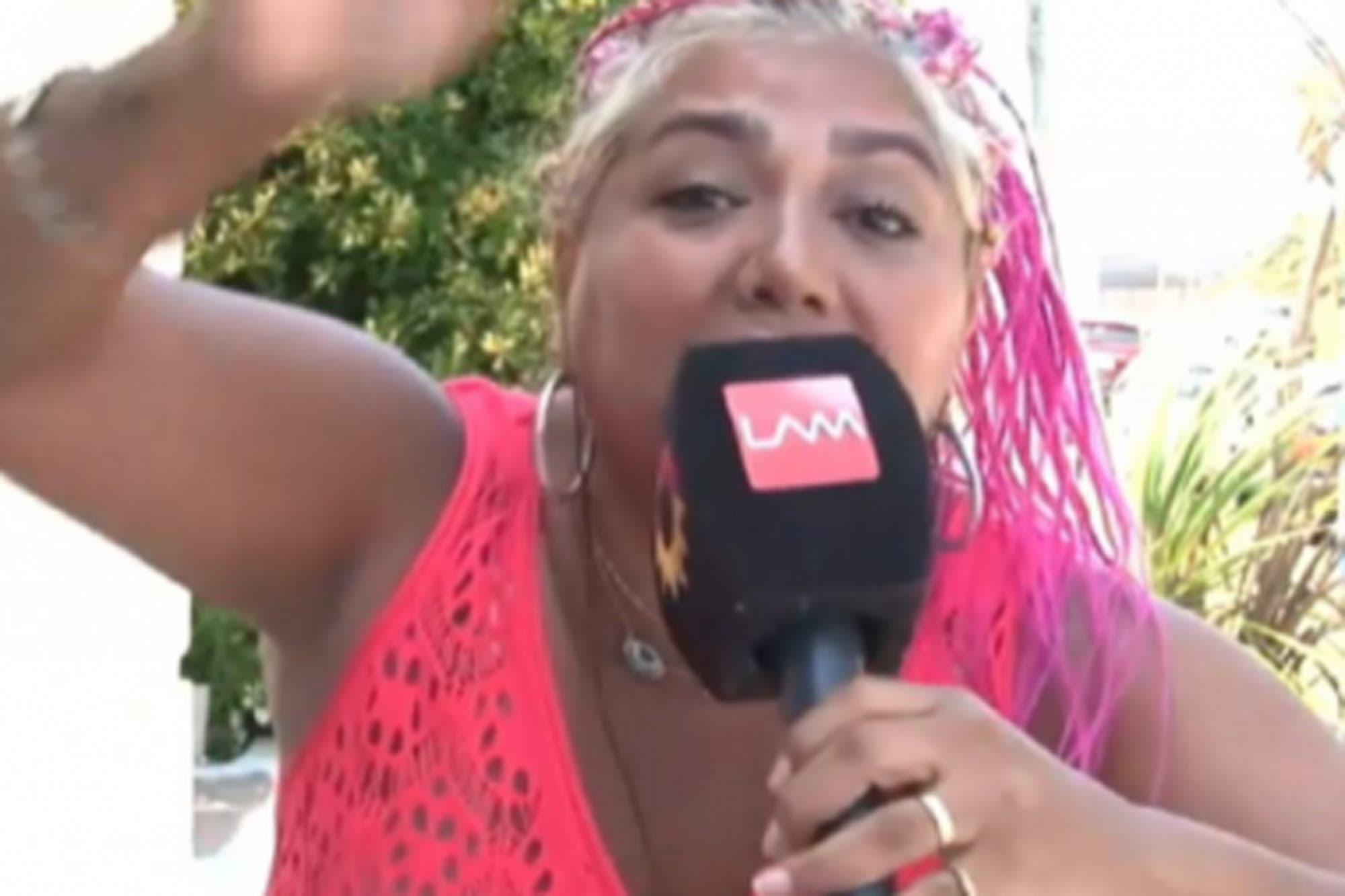 El enojo de La Bomba Tucumana cuando le preguntaron si había donado su sueldo como asesora cultural