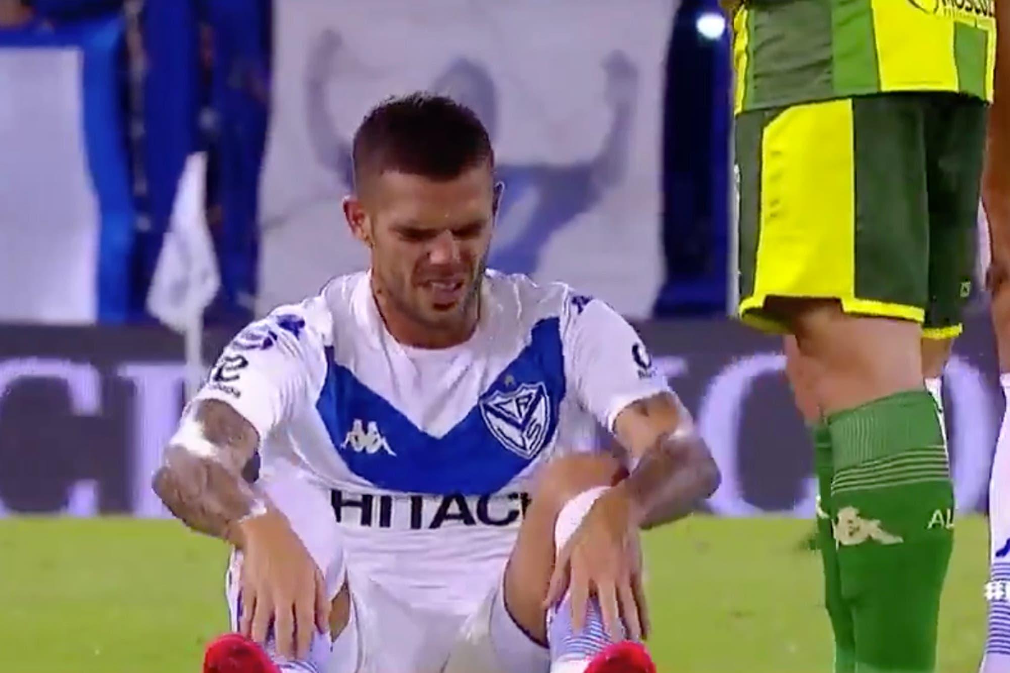 Fernando Gago lucha contra su karma y vuelve a operarse de la rodilla