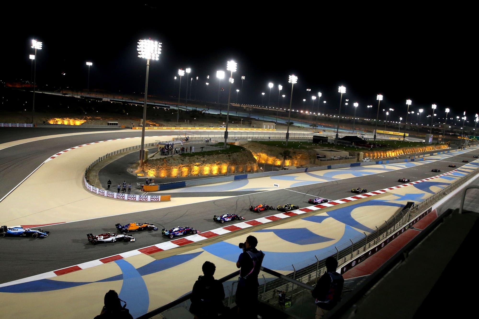 Fórmula 1. El Gran Premio de Bahréin será el primero en la historia sin público