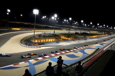 La de Bahréin sería una de las últimas dos fechas de un calendario que terminaría teniendo entre 15 y 18 fechas, en lugar de las 22 originales.