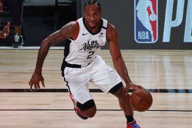 El MVP de la última final de la NBA con Toronto, ahora encara un nuevo desafío con Los Angeles Clippers