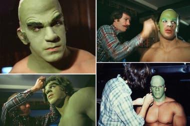 Lou Ferrigno era el hombre que estaba detrás de la pintura verde y la máscara de El Increíble Hulk en los años 70