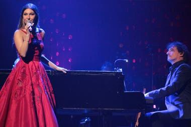 Ángeles Díaz Colodrero, una de las jóvenes voces del nuevo musical, es parte del elenco de Broadway de ayer y de hoy