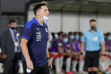 Berizzo prepara el duelo: Paraguay visitará a la Argentina en la Bombonera.