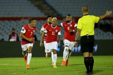 El seleccionado chileno viene de caer frente a Uruguay en el debut