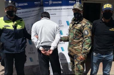 Uno de los detenidos en la causa por abigeato