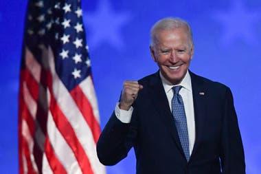 Biden está a solo seis votos electorales de ganar la elección, según el recuento de la agencia AP