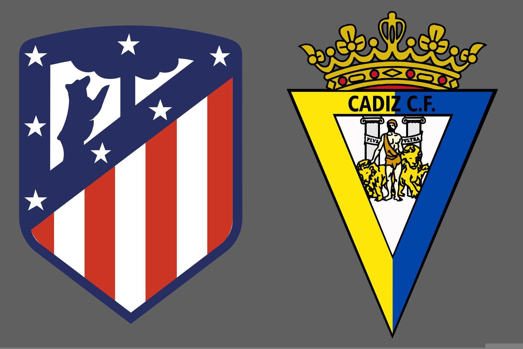 Liga de España: Atlético de Madrid venció por 4-0 a Cádiz como local