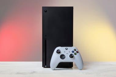 Una Xbox Series X, la más poderosa de las dos consolas presentadas por Microsoft en 2020
