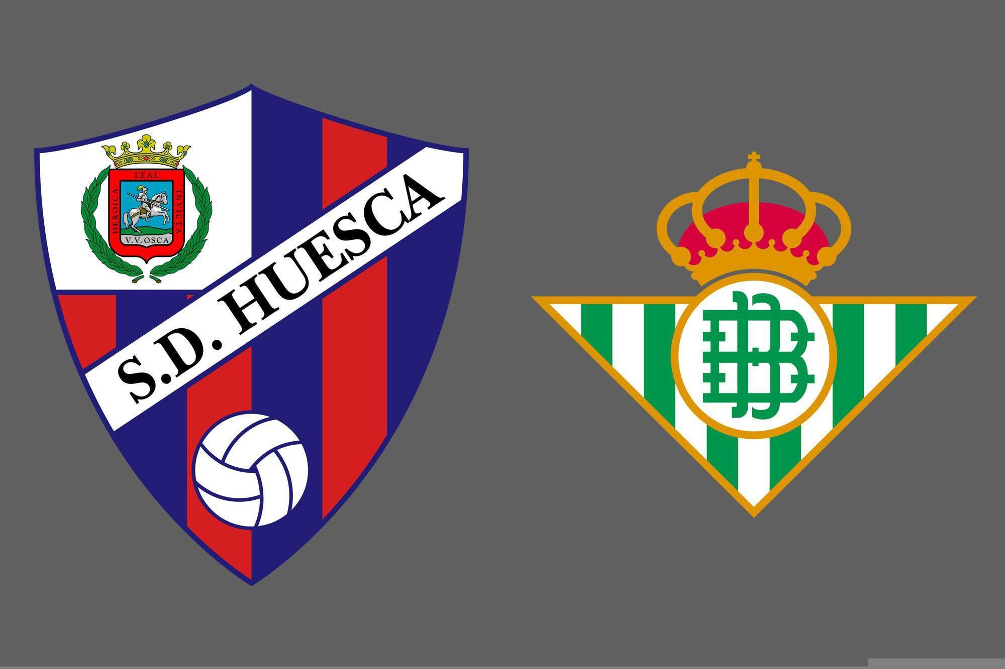 Liga de España: Betis venció por 2-0 a Huesca como visitante