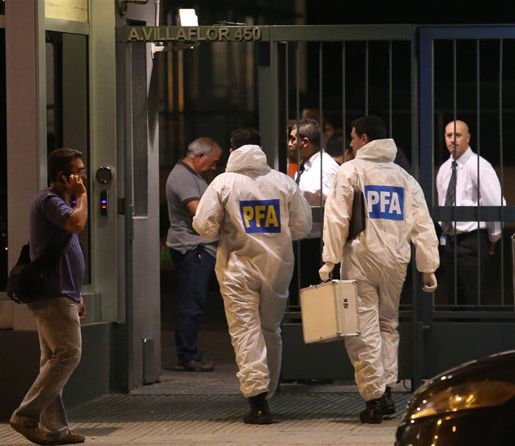 Pasan a disponibilidad a dos custodios de Alberto Nisman
