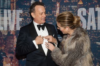 Rita Wilson y Tom Hanks son una de las parejas más sólidas de Hollywood
