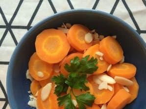 Ensalada de zanahorias a la marroquí