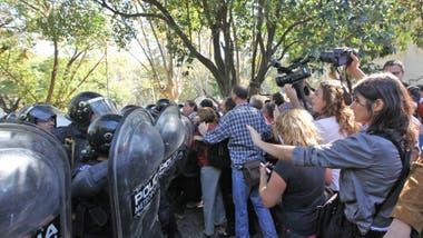 En 2016 Hubo 65 Agresiones A Periodistas La Argentina