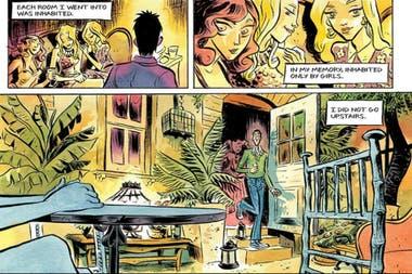 Basado también en el cuento corto Cómo hablar con chicas en fiestas, los hermanos Gabriel Ba y Fabio Moon realizaron una versión en historieta.