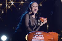 Kid's Choice Awards: Soy Luna, Alex Hoyer, Mica Viciconte y Lali Espósito, entre los premiados de una colorida gala