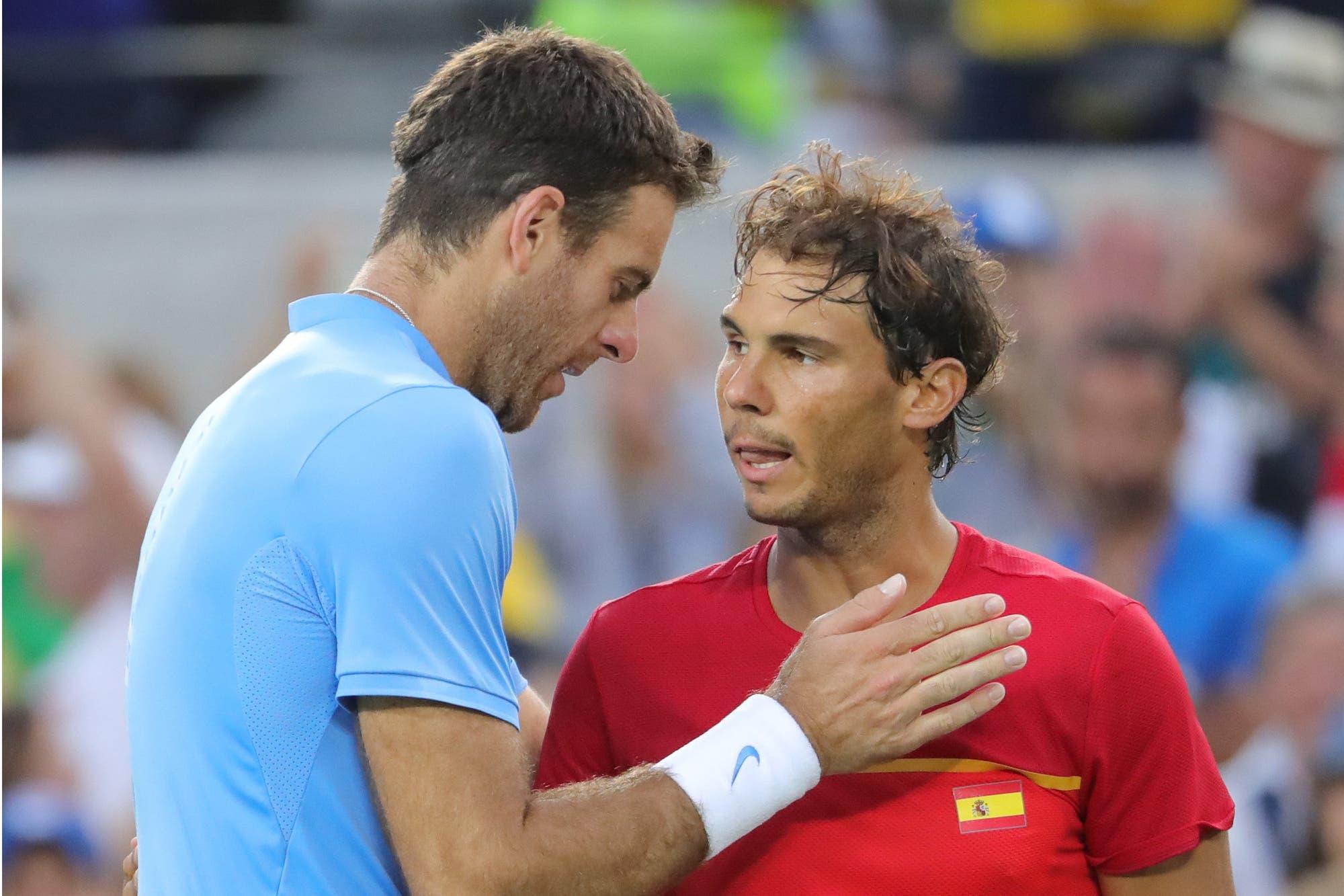 Juan Martín del Potro-Rafael Nadal: el frente a frente de la gran semifinal del US Open