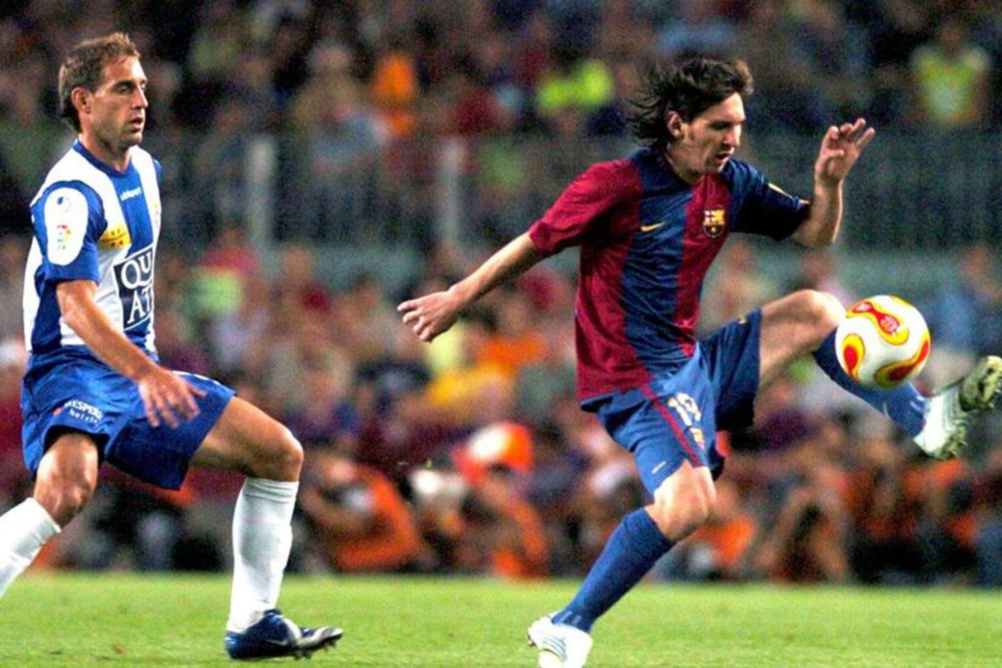 El día que Pablo Zabaleta amagó dejarlo dormir en la calle a... Lionel Messi
