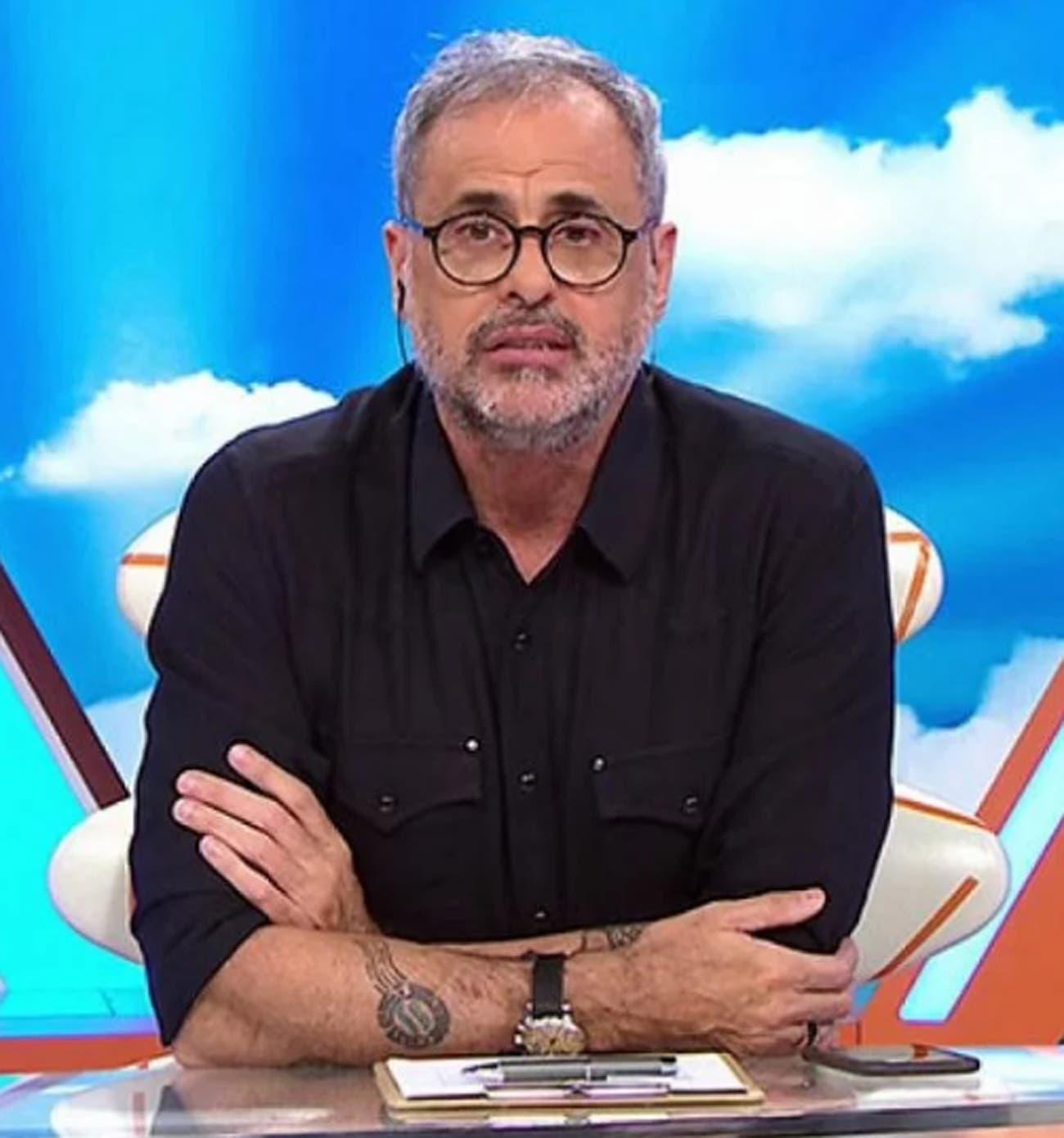 """Jorge Rial: """"Mi vieja me demostraba el amor desde la violencia"""""""