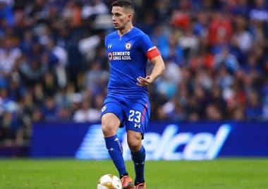 Marcone no fue convocado para el partido de Cruz Azul de este fin de semana